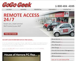 GoGoGeek Computer Repair