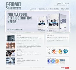 Commercial refrigeration RDMD