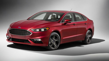 2017 ford fusion sport for sale renton wa