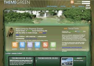 Theme Green